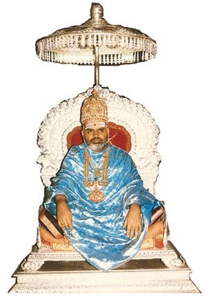 Sringerikshetram Gods Palace Sri Sri Bharathi Theertha Mahaswamigal